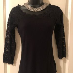Lace Free People Top